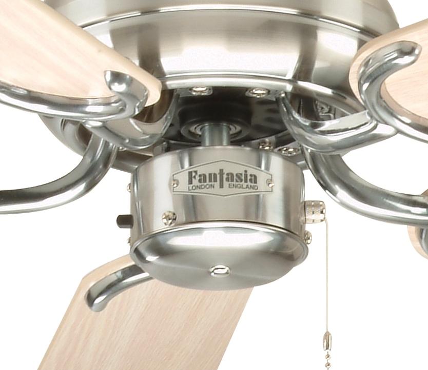 Fantasia Ceiling Fan Base Plate White