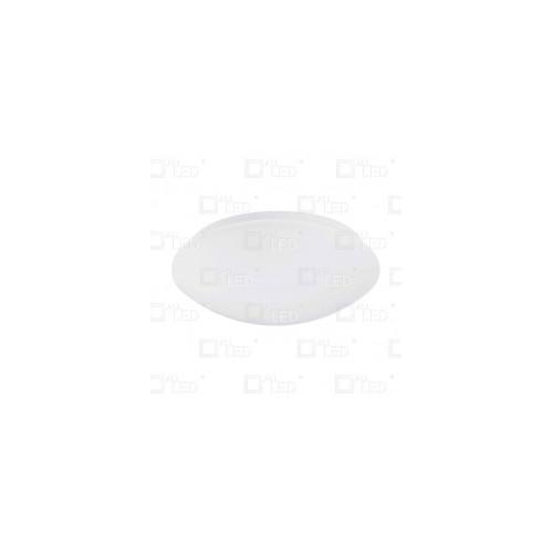 ALL LED 18W Led Bulkhead IP44 Microwave 3K (White)