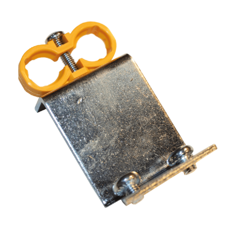 Fusebox 25mm Cable Clamp ( Fusebox) (Stainless Steel)