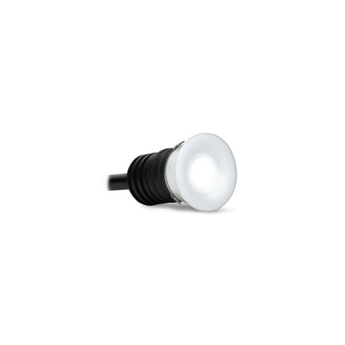 ALL LED 1W 3000K Led IP44 Marker Light (Aluminium)