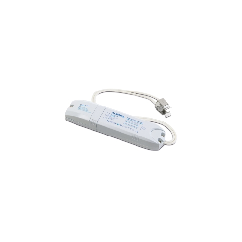 Aurora 20-60W/VA Plug-In Premium Electronic Transformer (White)