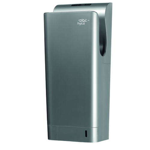 Hyco Blade Hand Dryer Automatic, Hepa Filter, 1.85kW (Silver)
