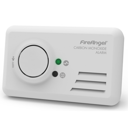 FireAngel Replaceable Battery Co Alarm - Trade Box (White)