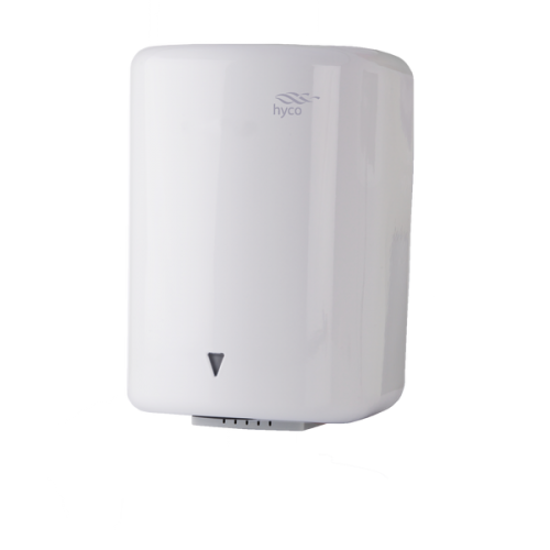 Hyco Ellipse Automatic Hand Dryer 1.55kW White