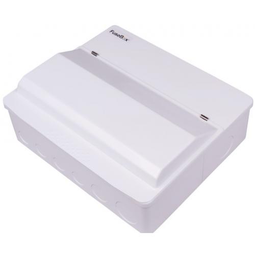 Fusebox 100A M/s 14WAY (WHITE)
