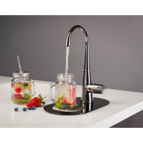 Hyco Single Outlet Cold Drinking Water Tap (Silver)