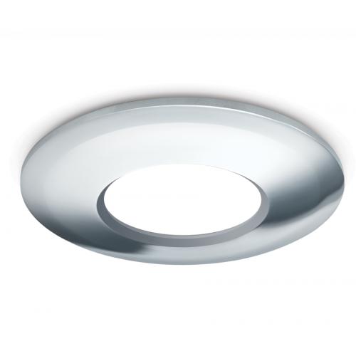 JCC Bezel For V50 Fire-rated Led Downlight (Chrome)