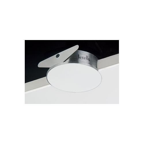 Levello Blank Plate With Housing (White)