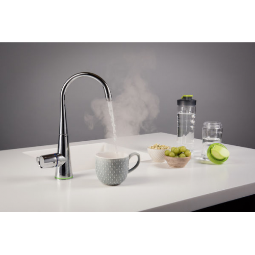 Hyco Zen Spa 100°C Tap 3L Boiling And 25L/h Chilled (Polished Chrome)