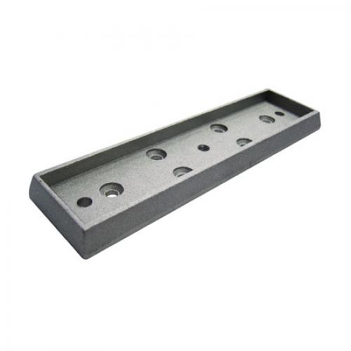 CDVI Surface Armature Housing For 500KG Magnets