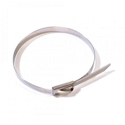 150MM X 4.6MM Stainless steel ties grade 316 (Marine)