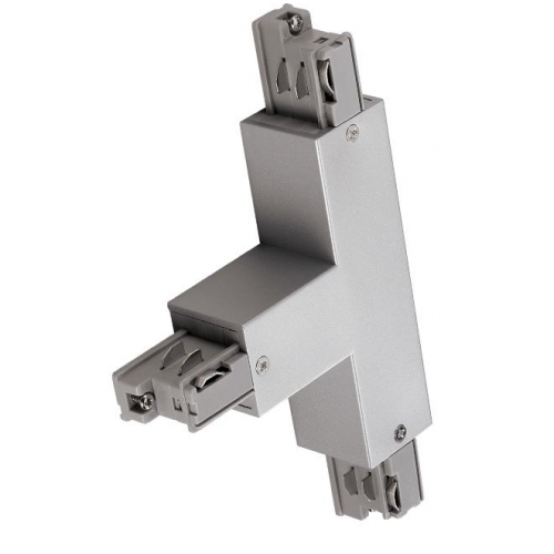 Ansell 3 Circuit T-connector Power Inside (Satin Silver)