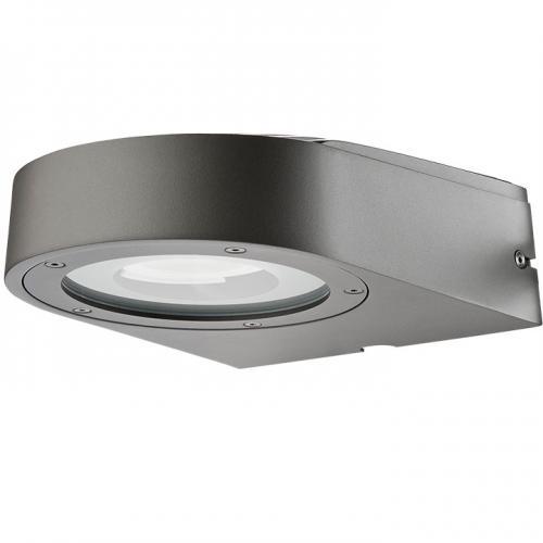 Ansell Lighting Aero 12W LED Canopy/Uplight (Graphite)