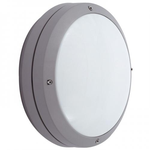 Ansell Lighting Canto 20W LED Bulkhead (Silver)