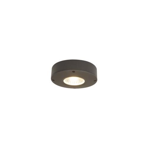 Ansell Calisto 3000K Led Wall/ceiling Light (Graphite)