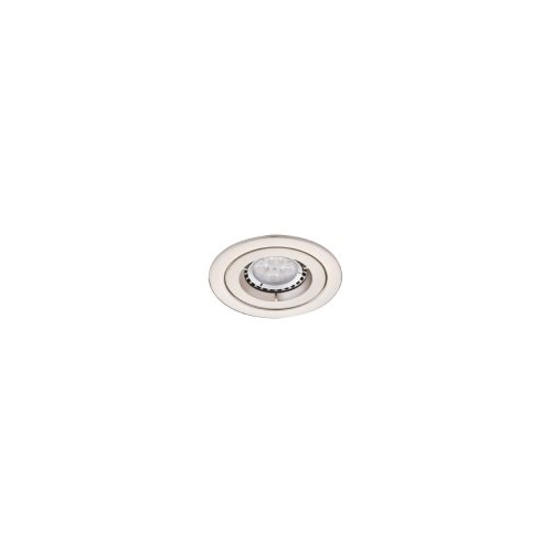 Ansell Twistlock GU10/MR16 IP65 Satin Chrome D/light (Satin Chrome)