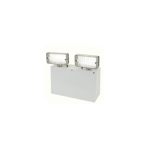 Ansell Twin Spot Led Non-maintained (White)