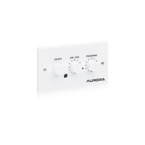 Aurora DMX Master Controller (White)