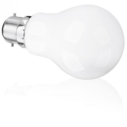 Enlite 5W 360 Degree Glass Non-dimmable LED Lamp (Extra Warm White)