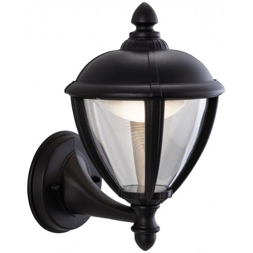Firstlight Unite Outdoor LED Lantern Uplight (Black)