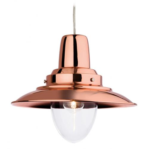 buy popular 45476 e60f3 Firstlight Fisherman Pendant Light (Copper)