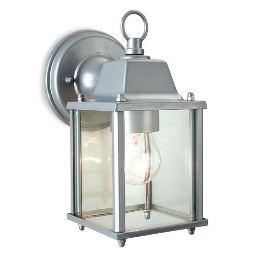Firstlight Coach Wall Lantern (Silver)