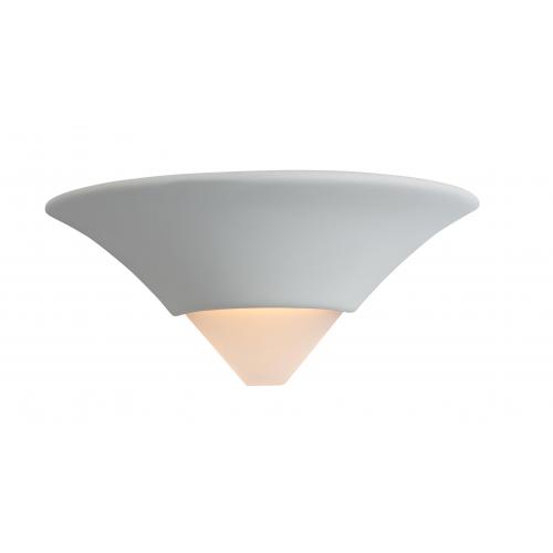 ac6f4274cf27 Firstlight ceramic wall light, unglazed ceramic wall lights, C340UN UK