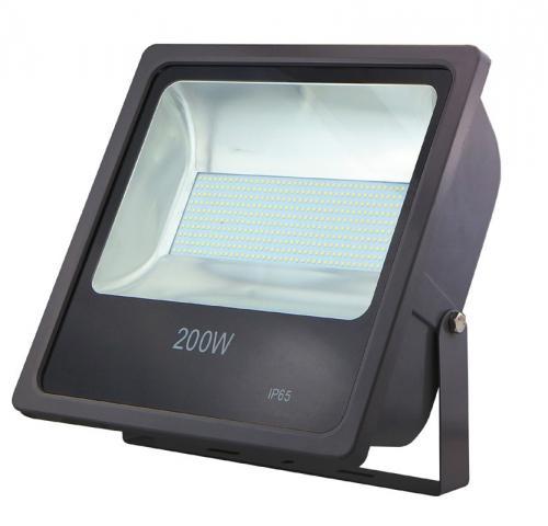 Red Arrow 200W 6500K SMD LED Floodlight (Black)