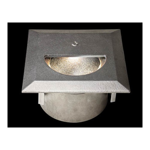 Collingwood Stainless Steel Wall-light Square Faced(White)