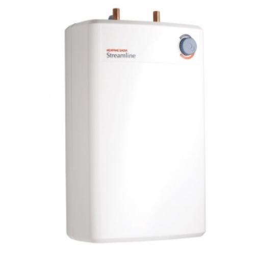 Heatrae Sadia 10 Litre Streamline Under Sink Water Heater (White)