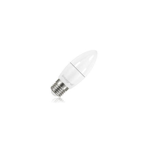 Integral Candle E27 470LM 5.5W 2700K Non-dimmable (Frosted)