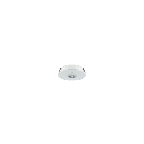 Integral 1W Non Maintained 3 Hour LED Emergency Downlight (White)