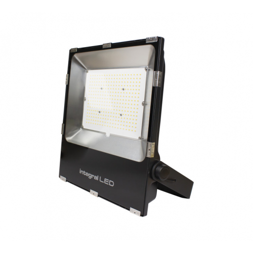 Integral 200W IP65 Precision Plus Area Floodlight 25000 Lumens 3000K Non Dim