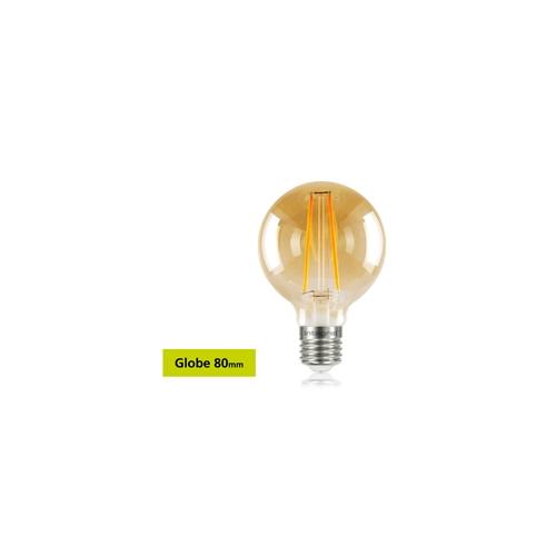 Integral Sunset Vintage Globe 80mm 2.5W E27 LED Lamp (Warm White)