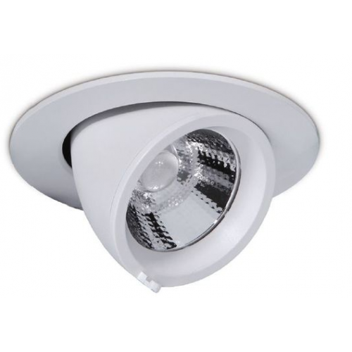 Kosnic Wall Washer Downlight 15w 16 Degree 3000K