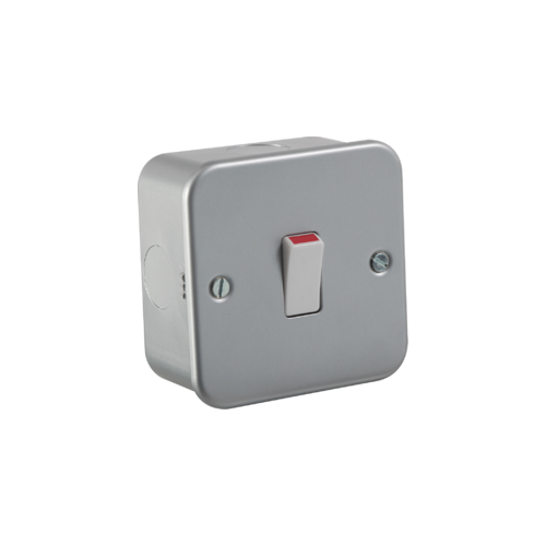 ML ACCESSORIES Metal Clad 20A 1G Dp Switch