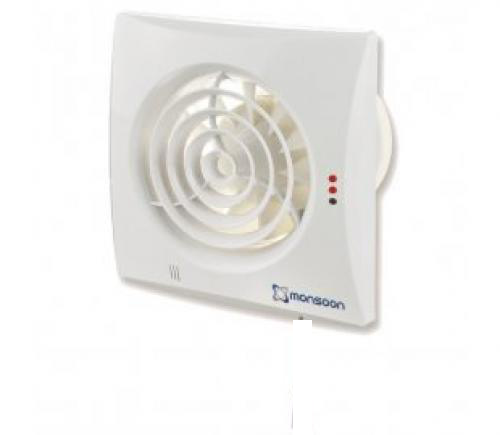 Powerful Bathroom Extractor Fan >> Manrose centrifugal fan with humidistat, bathroom extractor fans, CF200H UK
