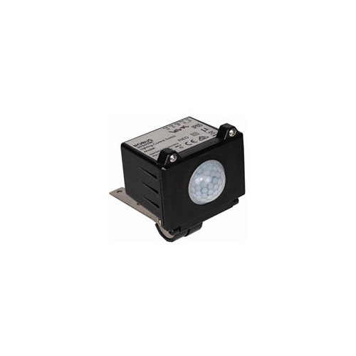 Robus Motion Sensor (pir And Mw), 1-10V, Surface Mounted, Black