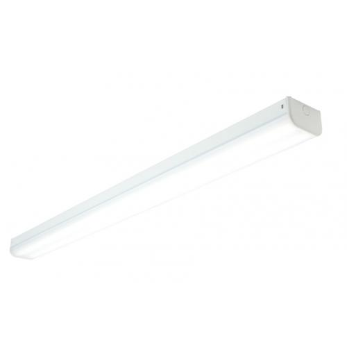 Saxby Lighting Hydron Twin Led Batten, Led Ceiling Lights