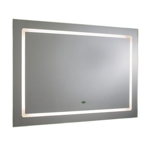 Saxby lighting valor bathroom mirror led bathroom light 60897 uk saxby lighting valor 15w led bathroom mirror light mirrored glass aloadofball Images