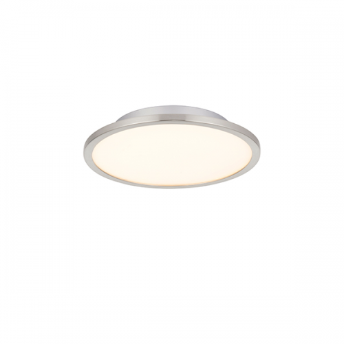 Endon ceres 250mm 10w led ceiling light flush ceiling lights saxby lighting ceres 250mm flush 10w led ceiling light satin nickel aloadofball Image collections