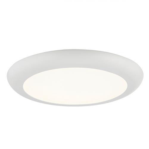 Saxby Lighting SirioDISC adjustable 18W cool white  (White)