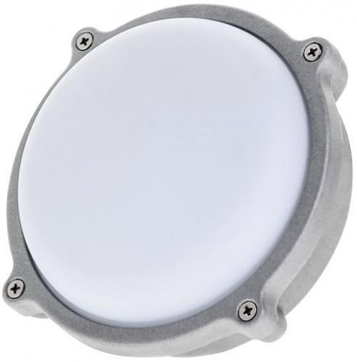 Timeguard 7W LED Energy Saving Bulkhead (Silver)