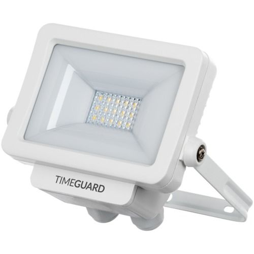 Timeguard 10w led floodlight night eye plus floodlight ledpro10wh uk timeguard 10w pro led slimline floodlight white aloadofball Choice Image