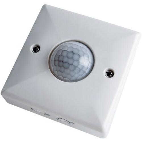 Timeguard 120 Deg Wall Mount Pir Presence Detector - Sm White