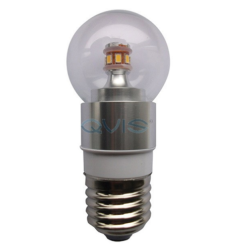 Qvis Non-Dimmable 4W E27 LED Bulb (Natural White)