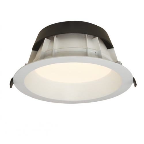 Ansell 25W Comfort 4000K Downlight LED Dimmable Digital Dimming Emergency (Cool White)
