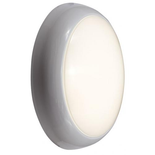 Ansell 14W 4000K Disco LED Emergency Bulkhead (White)