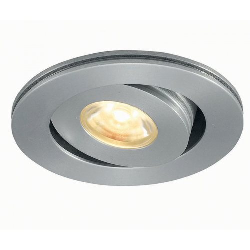 Ansell Iris 3W LED Adjustable Downlight (Aluminium)