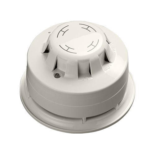 Apollo Alarmsense Optical Detector, Base and Sounder Set (White)